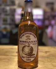 Picture of Clive's Fruit Farm Wobble Juice Dry Farmhouse Cider