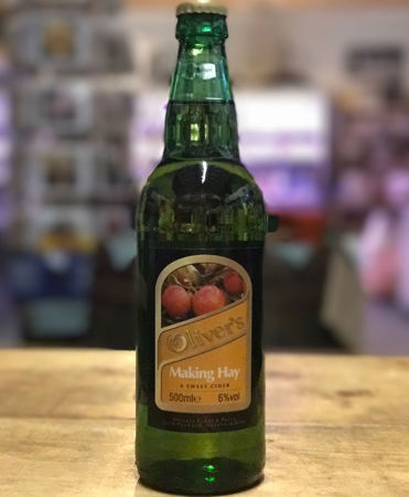 Picture of Oliver's Making Hay Cider