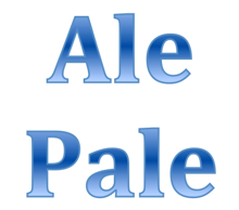 Picture for category Pale