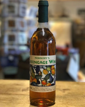 Picture of Norbury's Greengage Wine