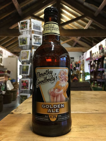Picture of Wye Valley Brewery Golden Ale