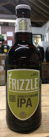 Picture of The Hop Shed Frizzle British IPA