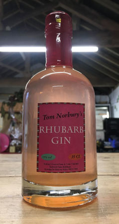 Picture of Norbury's Rhubarb Gin