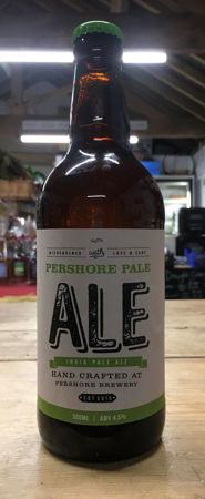 Picture of Pershore Brewery Pale Ale