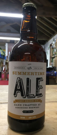 Picture of Pershore Brewery Summertime Ale